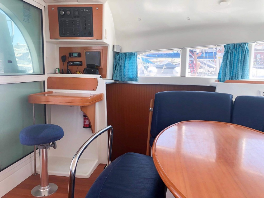Hire Catamaran with or without skipper Lagoon Ibiza