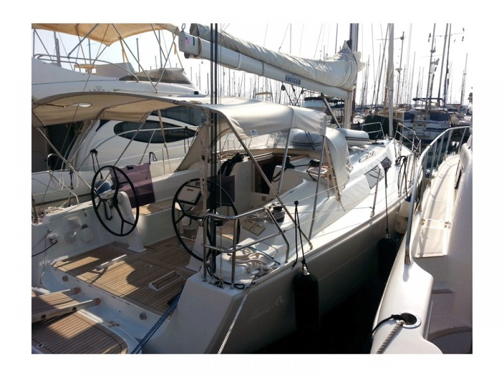 Hire Sailboat with or without skipper Hanse Ibiza