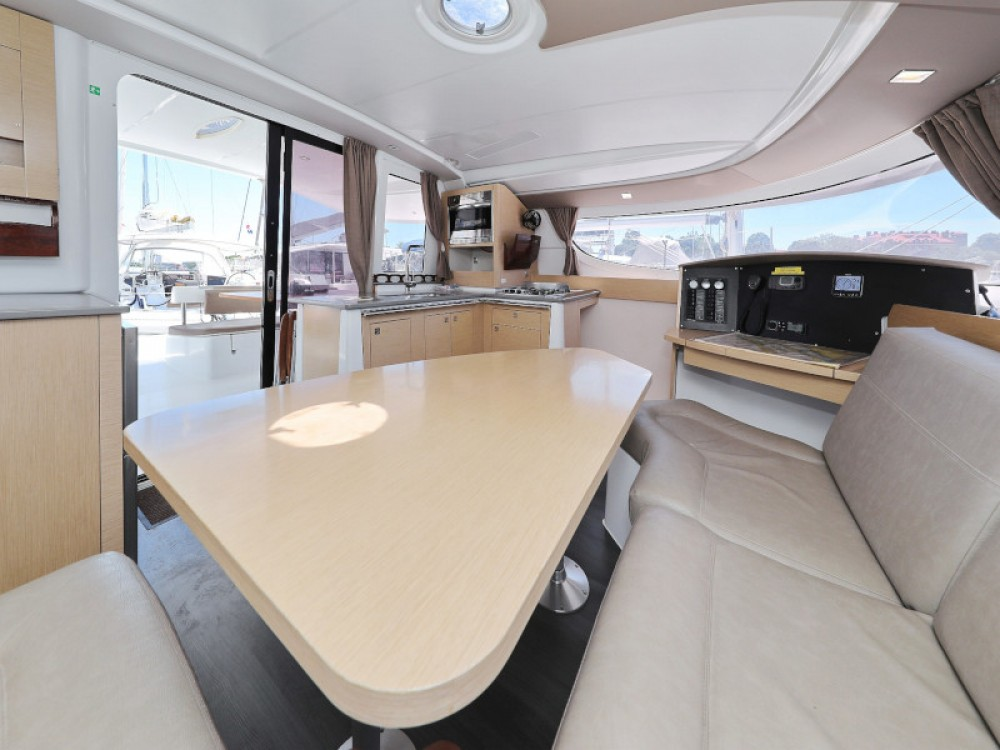 Boat rental Zadar cheap Lipari 41