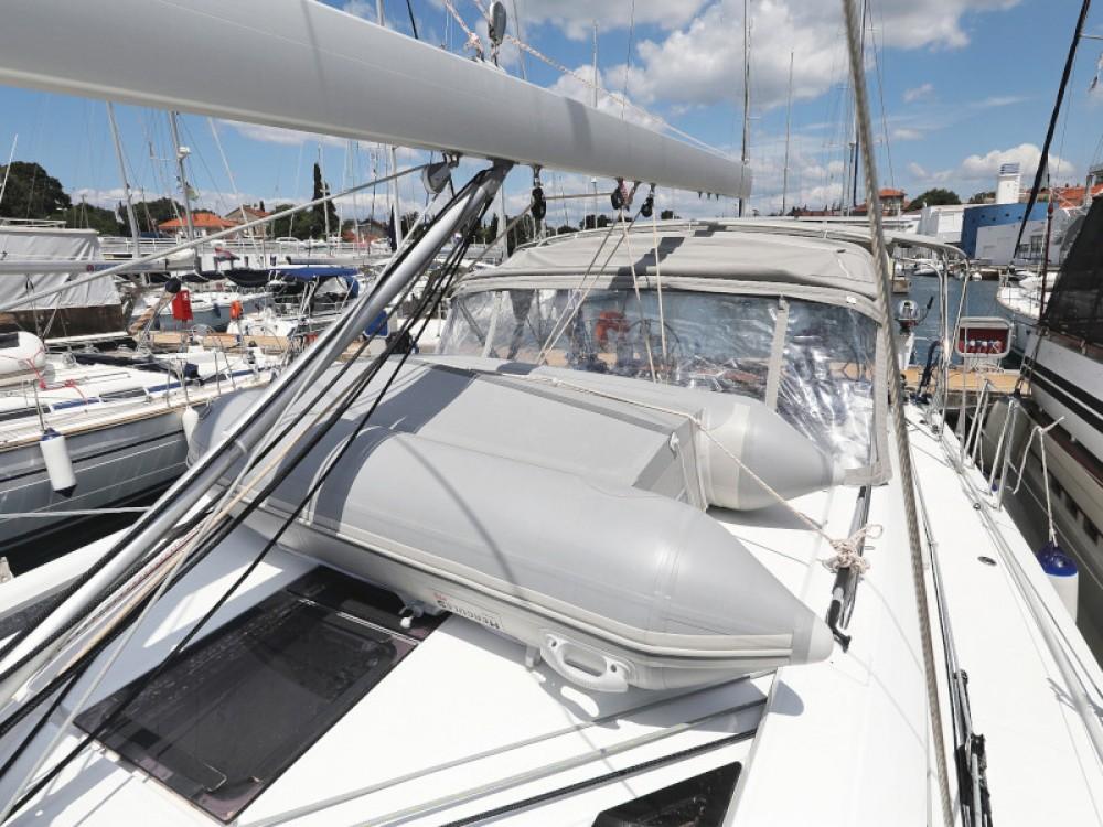 Rental Sailboat in Zadar - Bénéteau Oceanis 51.1