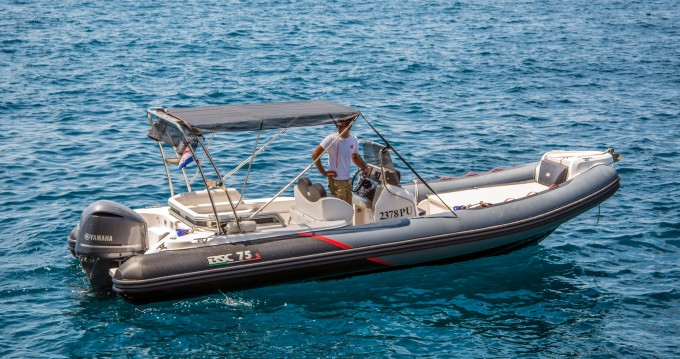 Rental yacht Veruda - Bsc BSC 75 on SamBoat