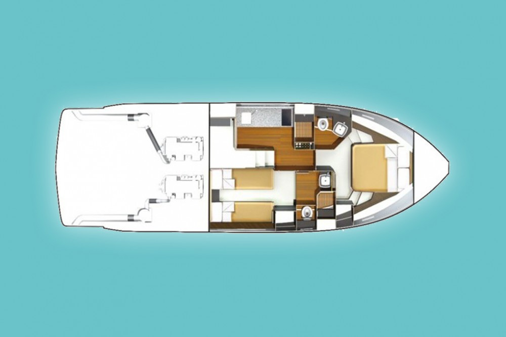 Fairlane Fairline Squadron 42 between personal and professional