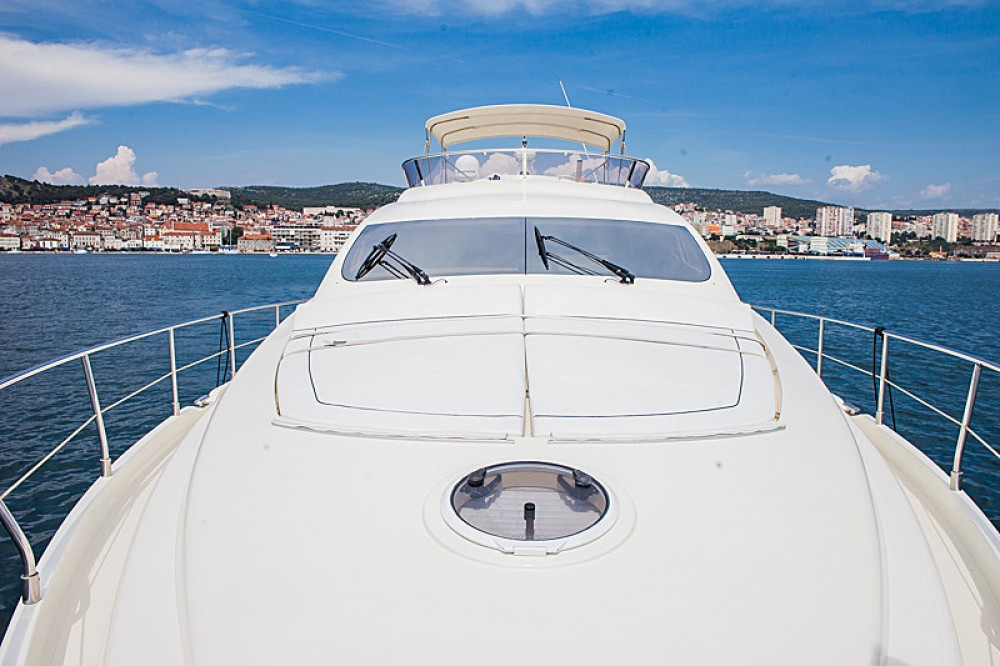 Hire Motor boat with or without skipper Aicon Sibenik