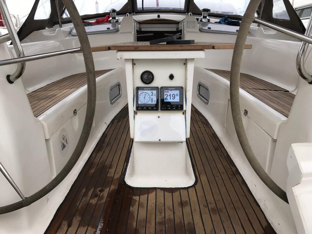 Rental yacht Laurium - Bavaria Bavaria 46 Cruiser on SamBoat