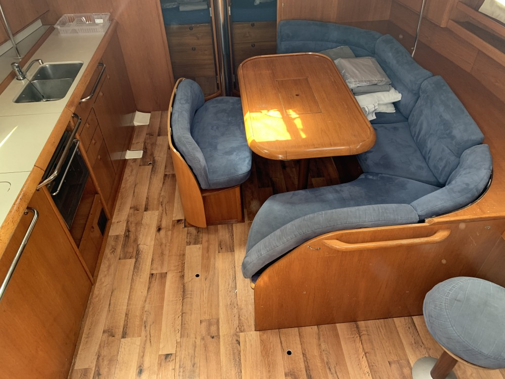 Hire Sailboat with or without skipper Jeanneau