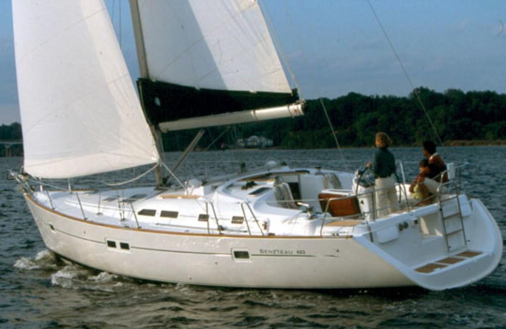 Rental yacht Kalafationes - Bénéteau Oceanis 423 on SamBoat