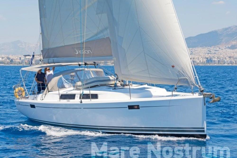 Boat rental  Hanse 385 in Βόλος on Samboat