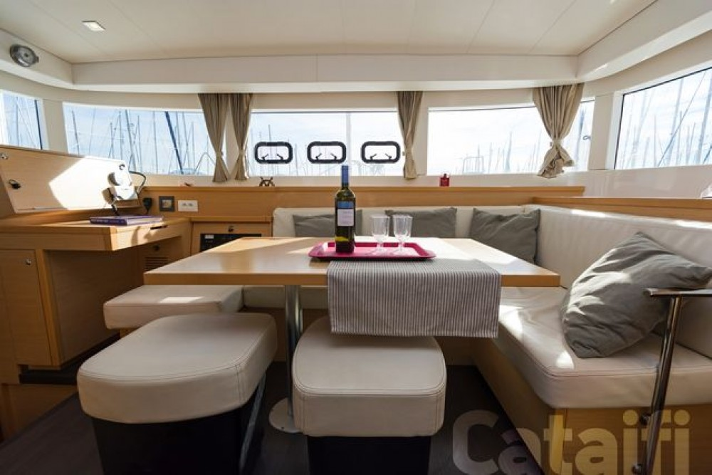Rental Catamaran in  -  Lagoon 39