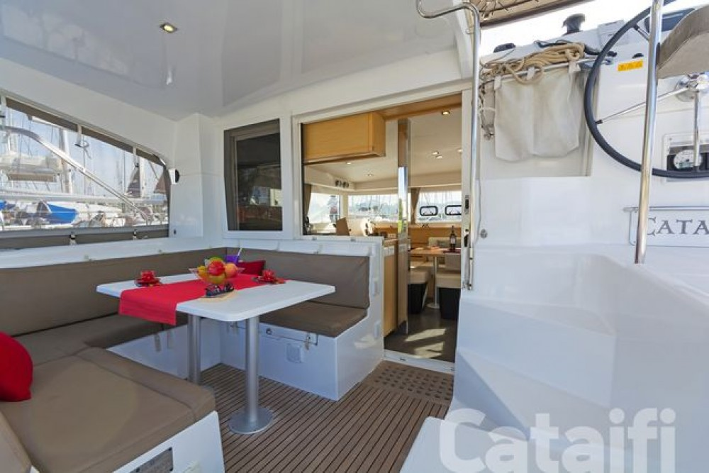 Rental yacht  -  Lagoon 39 on SamBoat