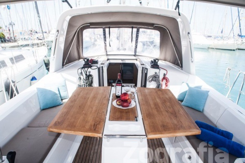 Hire Sailboat with or without skipper