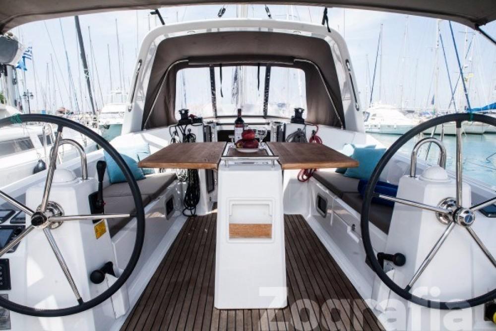 Rental yacht  -  Oceanis 38 on SamBoat