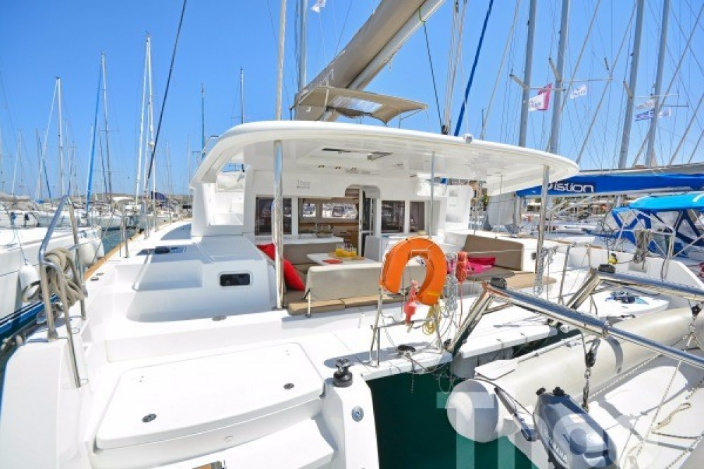 Catamaran for rent Municipality of Kos at the best price