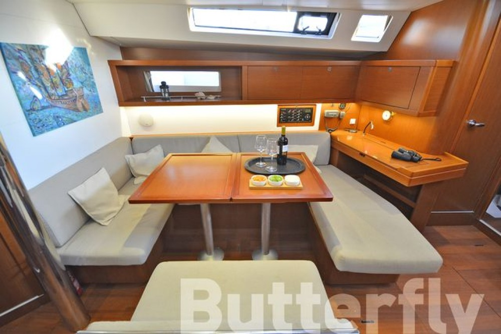 Hire Sailboat with or without skipper Bénéteau Municipality of Kos