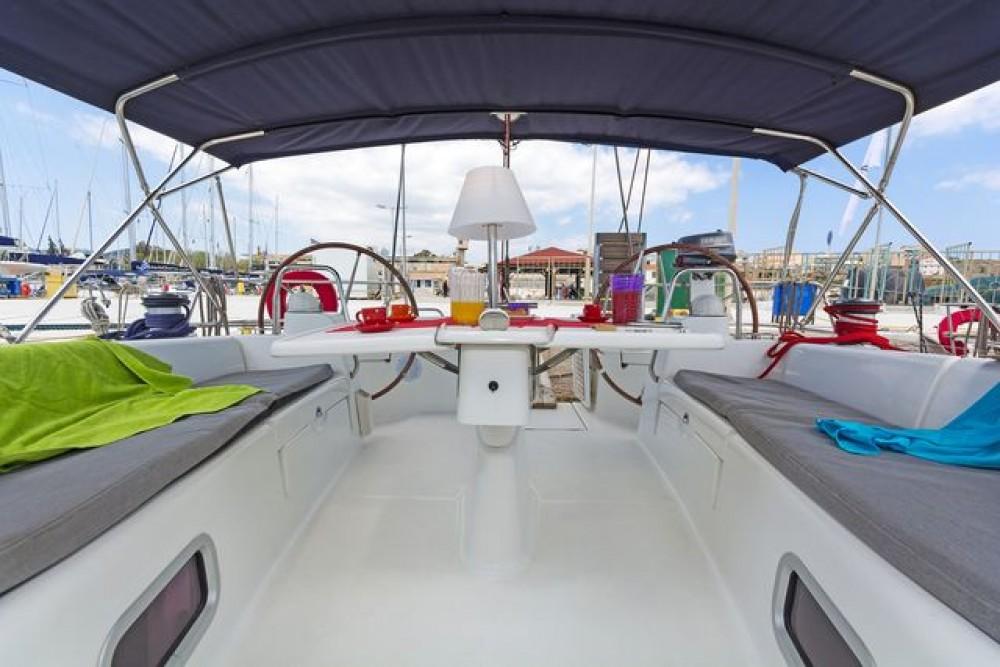 Rental Sailboat in Corfu - Bénéteau Oceanis 54