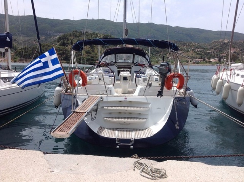 Rental Sailboat in Athens - Jeanneau Sun Odyssey 54 DS