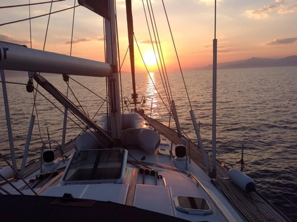 Boat rental Jeanneau Sun Odyssey 54 DS in Athens on Samboat