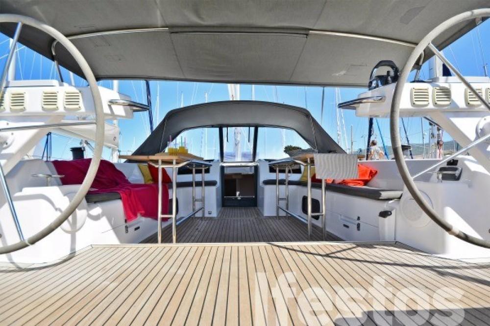 Boat rental Municipality of Kos cheap Hanse 575