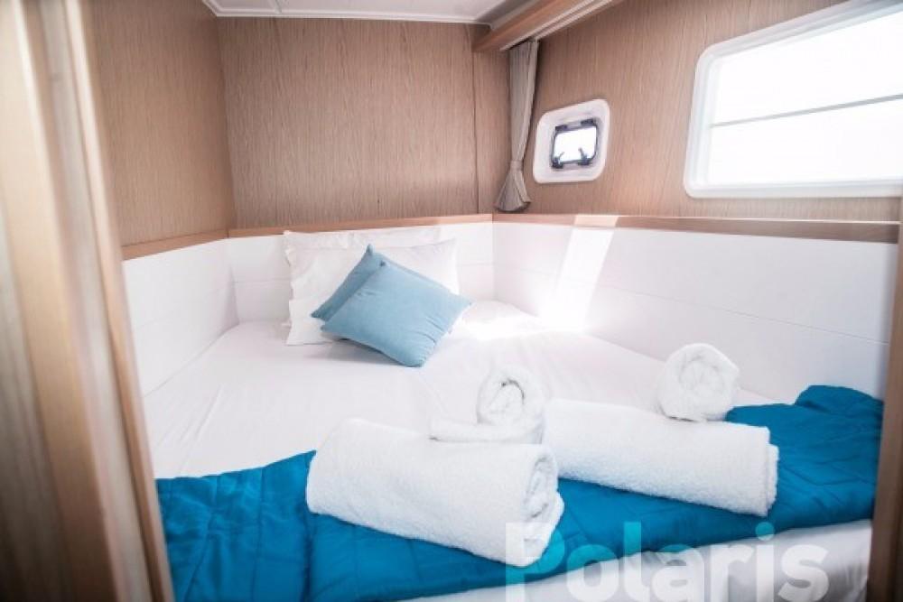 Rental yacht Peloponnese, West Greece and Ionian Sea - Lagoon Lagoon 400 on SamBoat