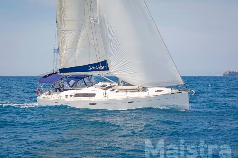 Rental Sailboat in  - Bénéteau Oceanis 54