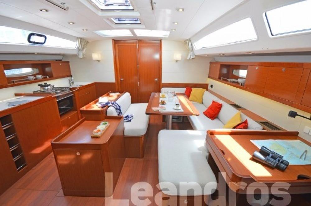 Boat rental Kos cheap Oceanis 50