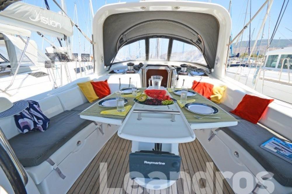Rental Sailboat in Kos - Bénéteau Oceanis 50