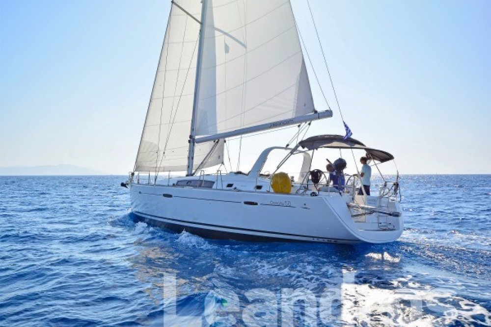 Hire Sailboat with or without skipper Bénéteau Kos