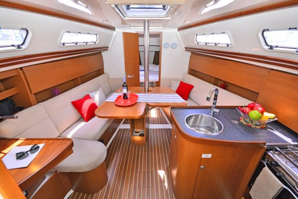 Rental Sailboat in Kos - Hanse Hanse 325