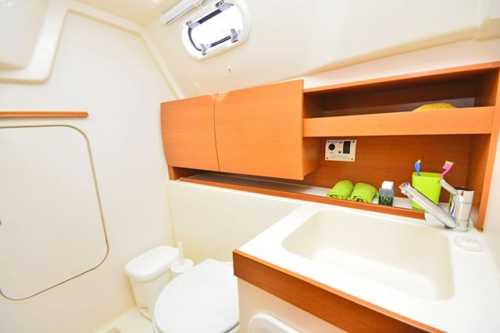 Rental yacht Kos - Hanse Hanse 325 on SamBoat