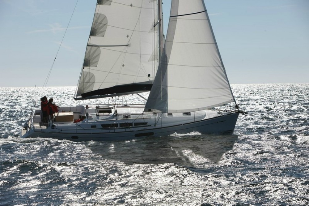 Boat rental Peloponnese, West Greece and Ionian Sea cheap Sun Odyssey 44i