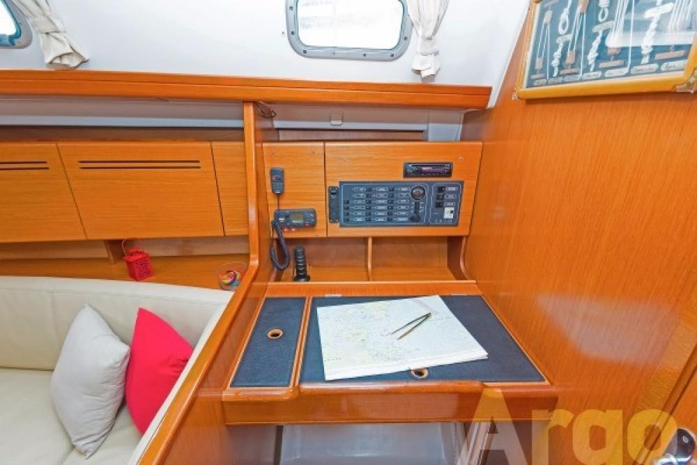 Rental Sailboat in Athens - Bénéteau Cyclades 434