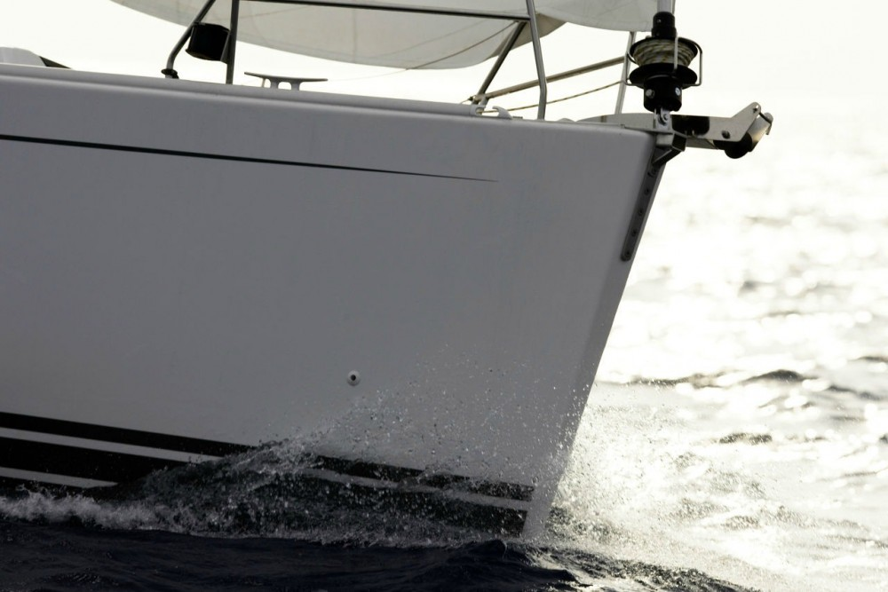 Boat rental  cheap Hanse 400E