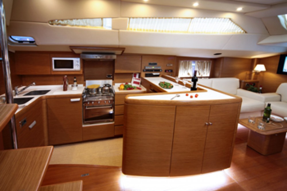 Hire Sailboat with or without skipper Gianetti Athens