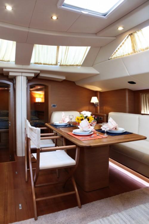 Boat rental Athens cheap Gianetti Star 64