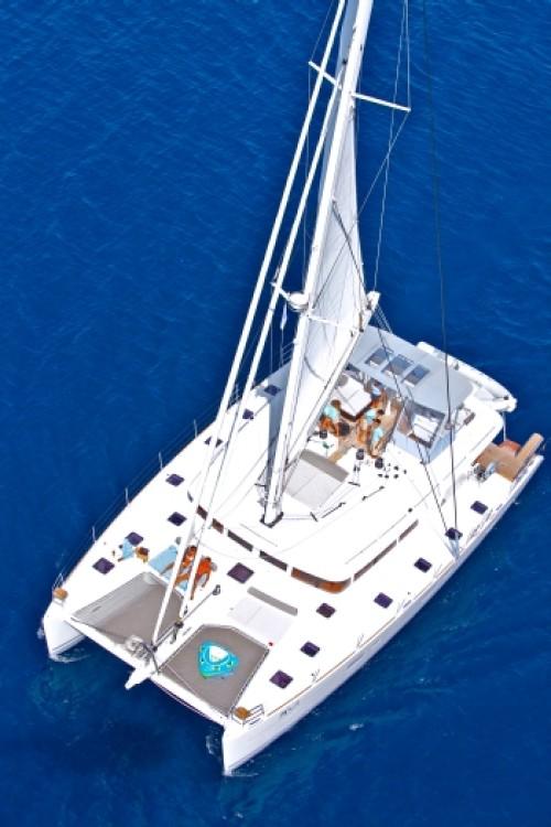 Boat rental Athens cheap Lagoon 620