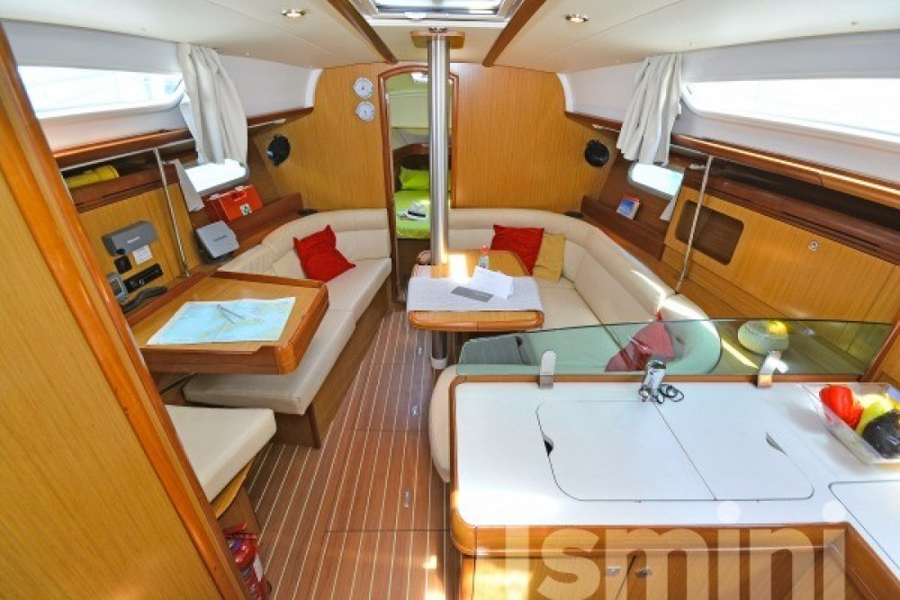 Jeanneau Sun Odyssey 36i between personal and professional Municipality of Kos