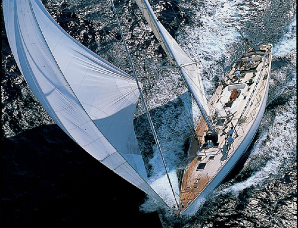Boat rental Athens cheap Nautor's Swan 80