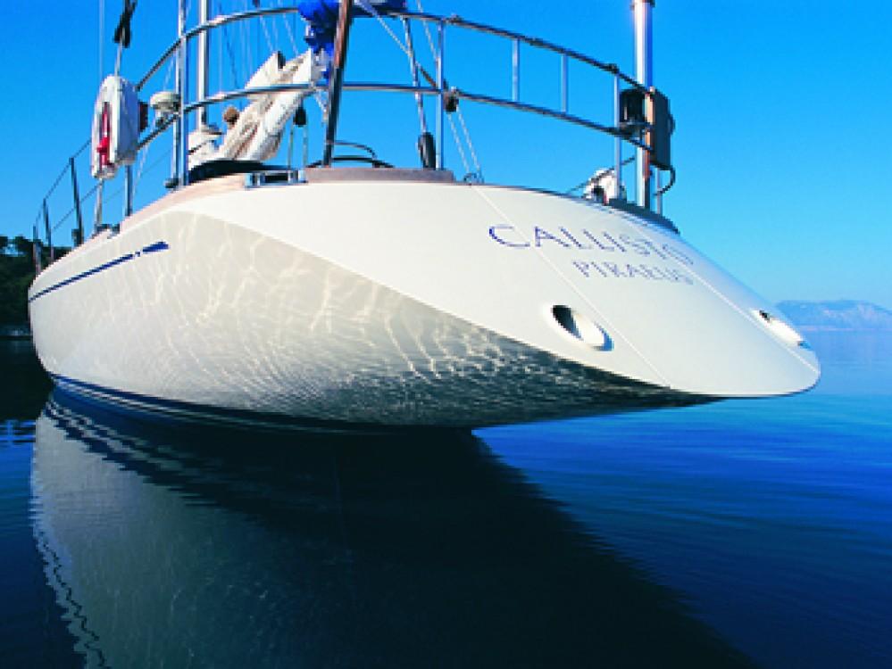 Boat rental Sparkman & Steven, Australia Nautor's Swan 80 in Athens on Samboat