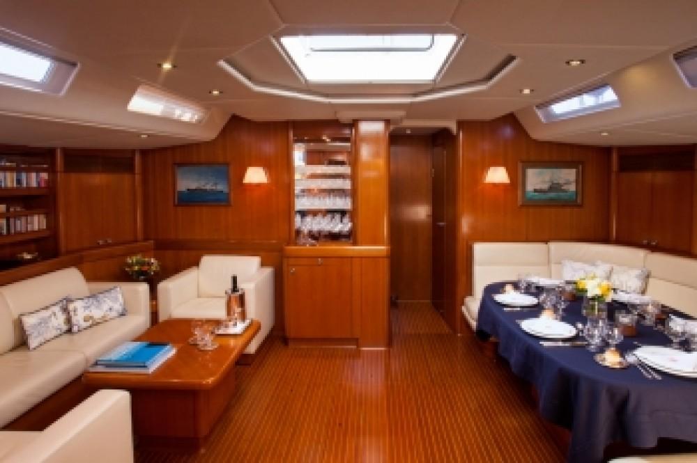 Rental yacht Athens - Sparkman & Steven, Australia Nautor's Swan 80 on SamBoat