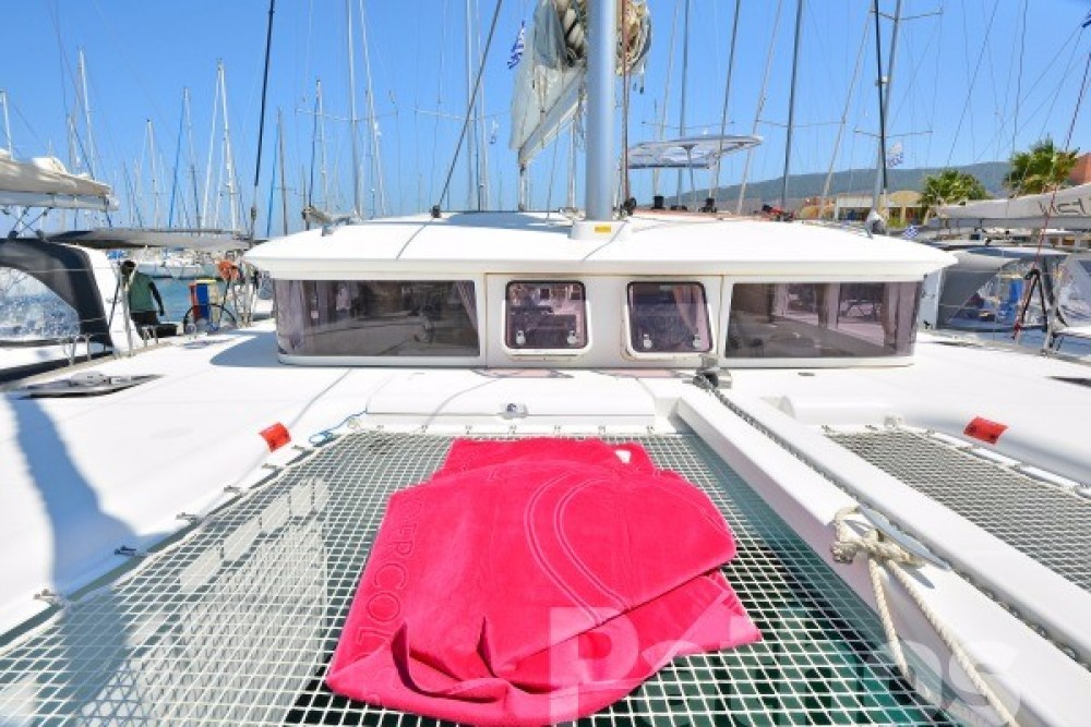 Catamaran for rent Skiathos at the best price