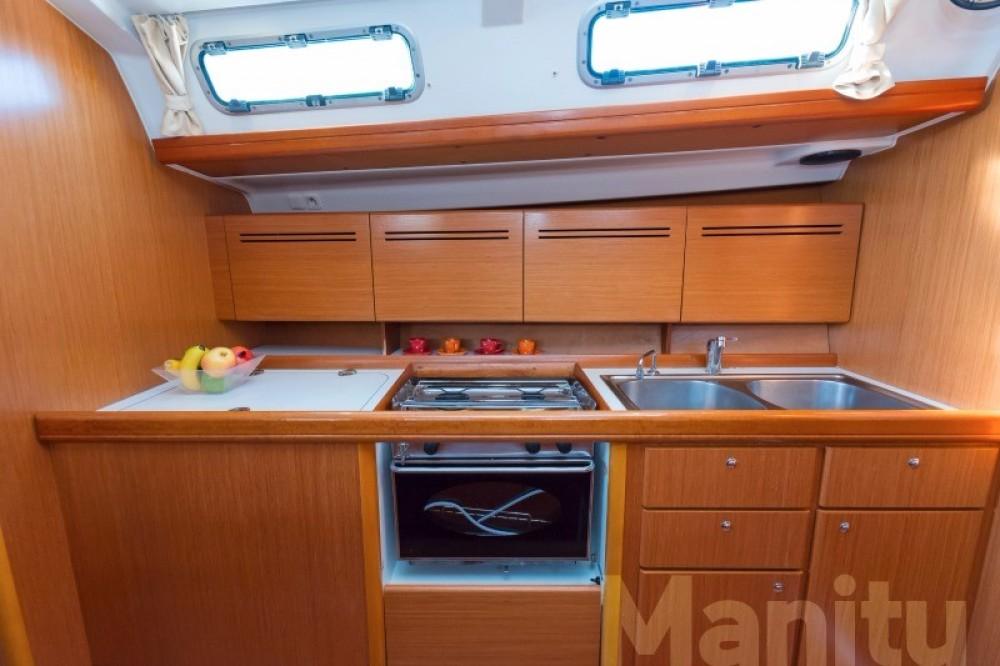 Boat rental Athens cheap Cyclades 50.5