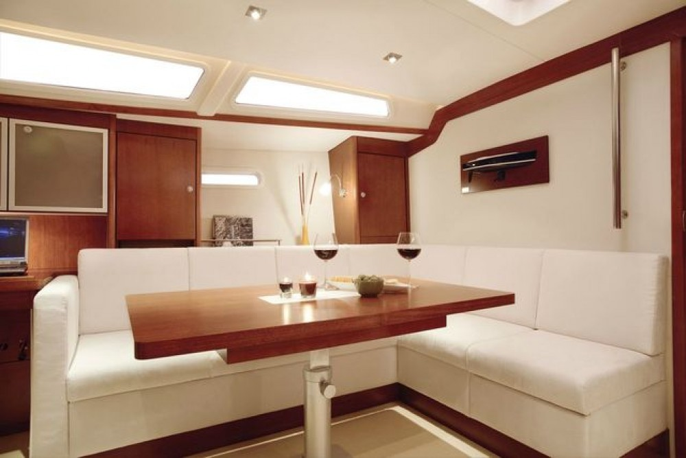 Boat rental Cos cheap Hanse 470