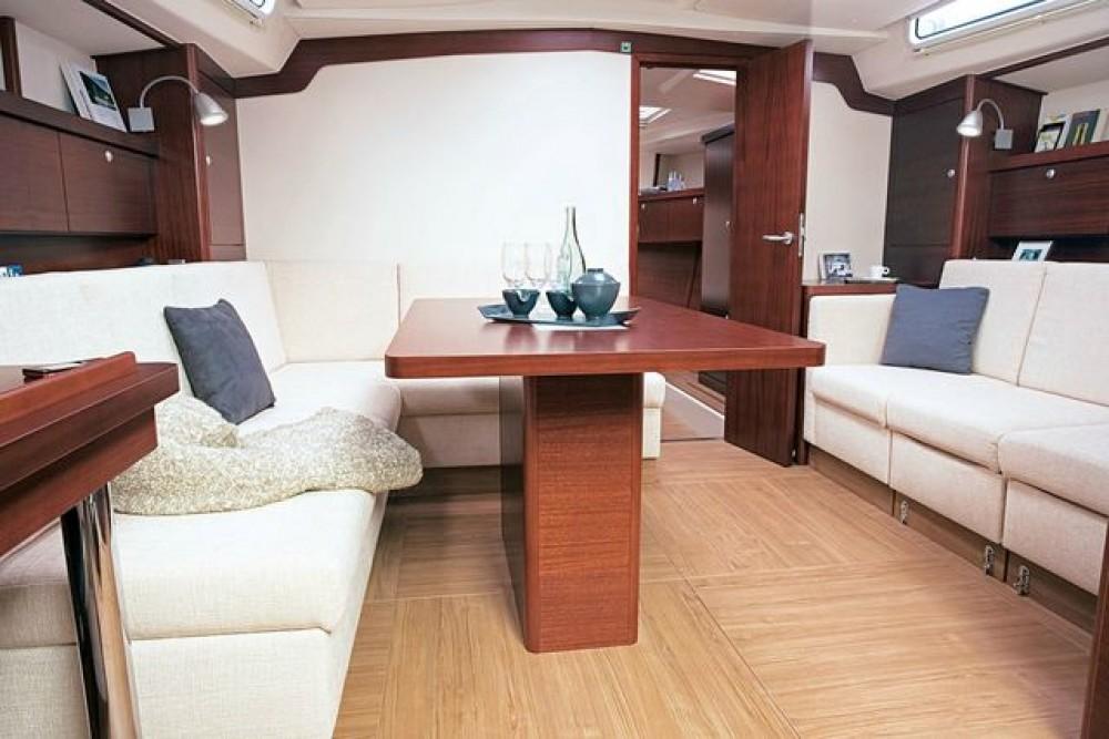 Rental Sailboat in Cos - Hanse Hanse 470