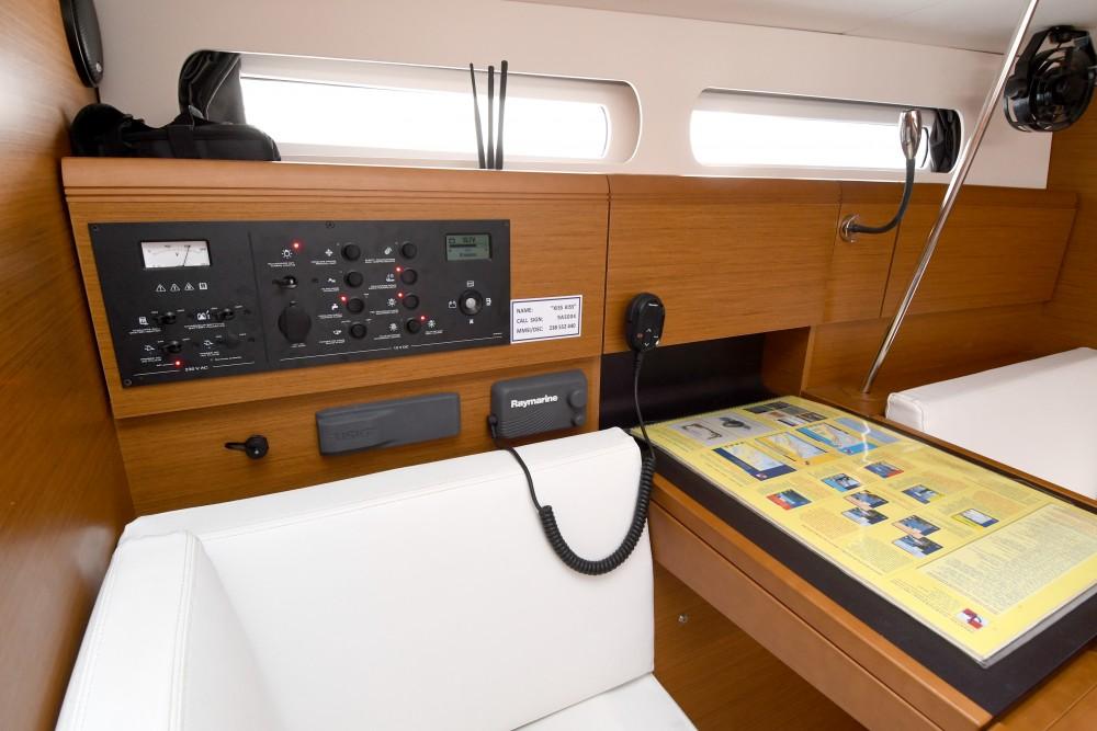 Rental Sailboat in ACI Marina Dubrovnik - Jeanneau Sun Odyssey 419