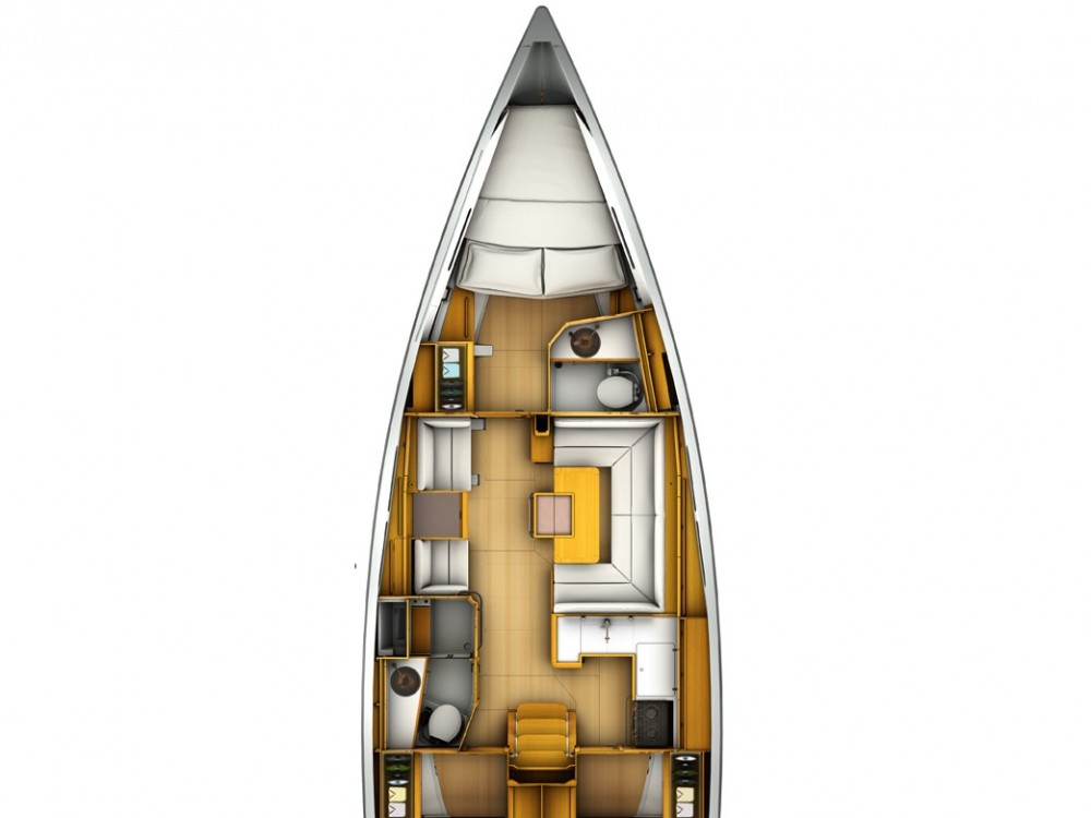 Boat rental ACI Marina Dubrovnik cheap Sun Odyssey 419