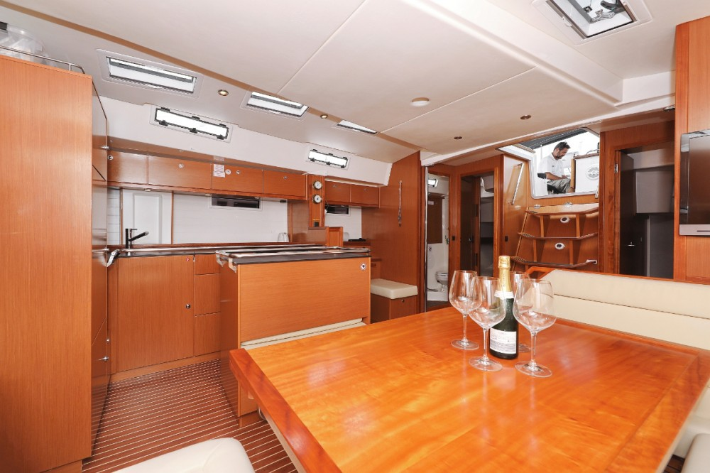 Boat rental Bavaria Bavaria Cruiser 55 - 4 cab. in  on Samboat