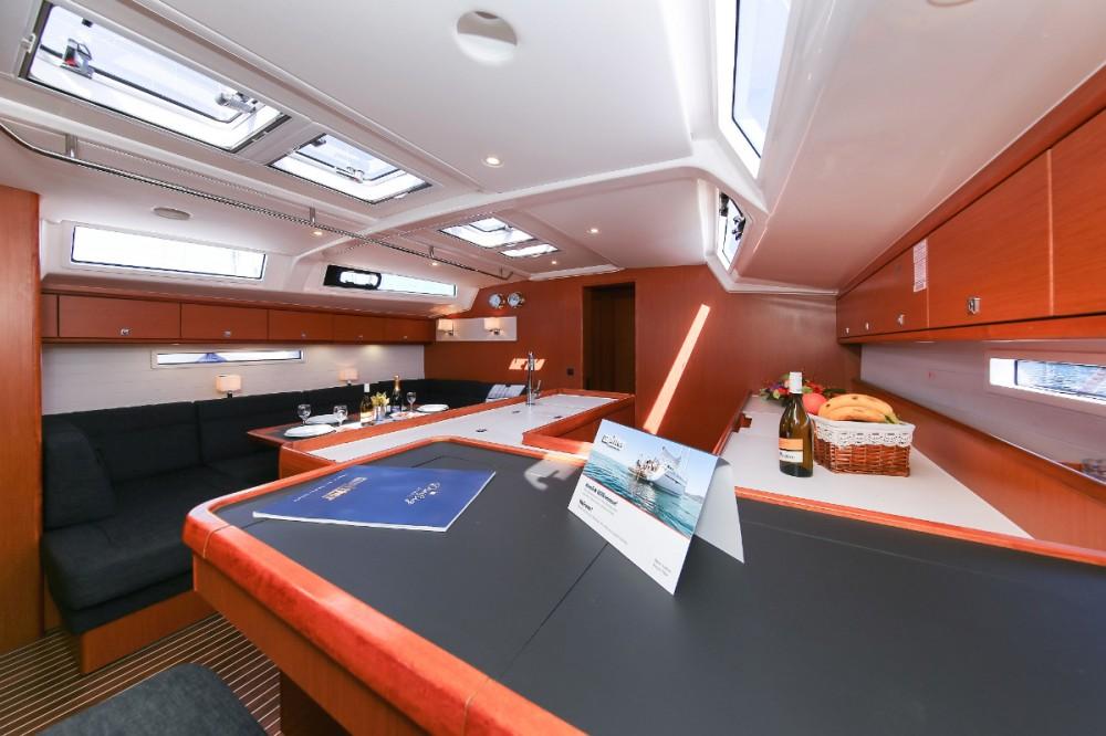 Rent a Bavaria Cruiser 56 Pula