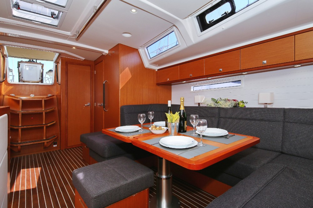 Rent a Bavaria Cruiser 56 Trogir