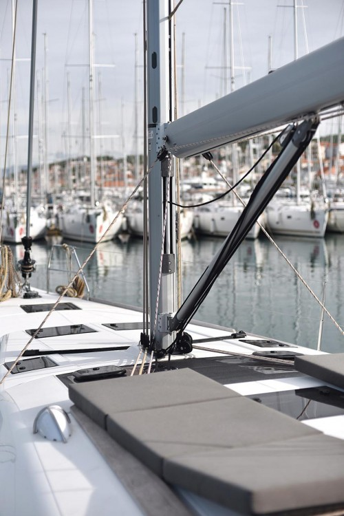 Rental Sailboat in  - Dufour Dufour 460 GL