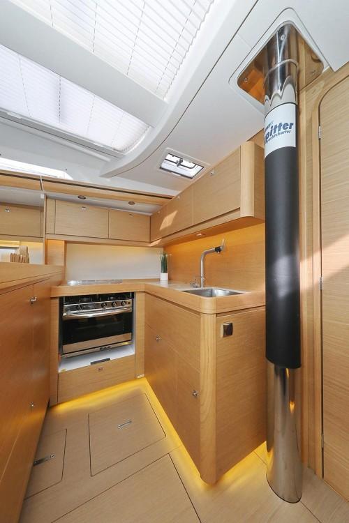 Boat rental  cheap Dufour 520 Grand Large