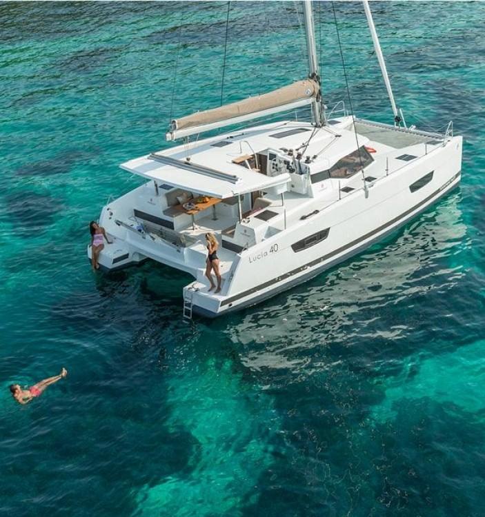 Rental yacht Trogir - Fountaine Pajot Fountaine Pajot Lucia 40 on SamBoat